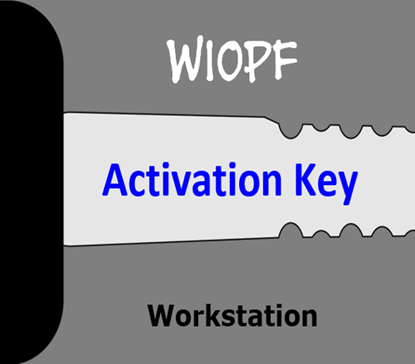 hIOmon WIOPF Workstation Activation Key