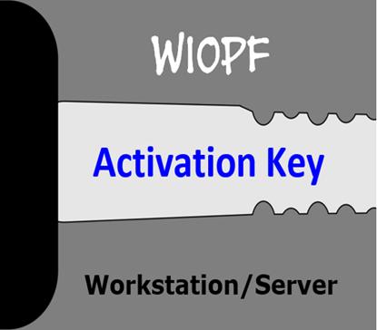 hIOmon WIOPF Workstation/Server Activation Key