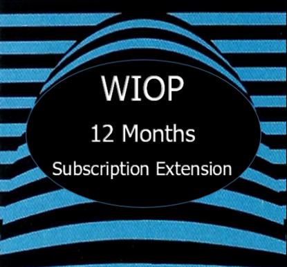hIOmon WIOP Subscription Extension 12 Months