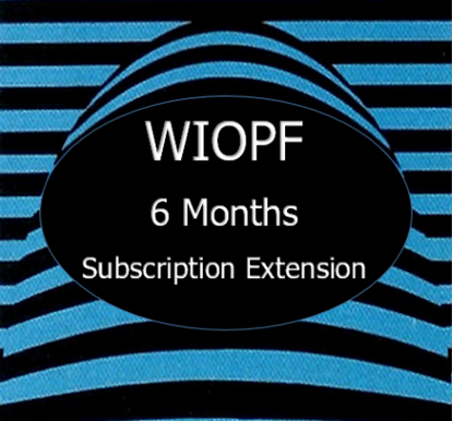 hIOmon WIOPF Subscription Extension 6 Months