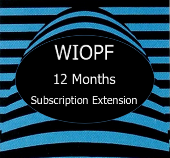 hIOmon WIOPF Subscription Extension 12 Months