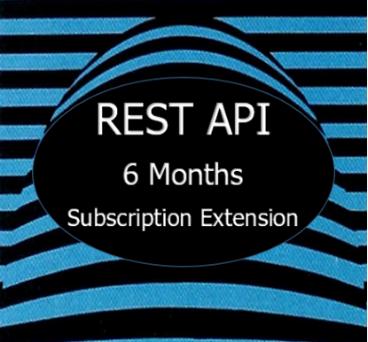 hIOmon REST API Subscription Extension 6 Months